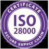 Certyfikat ISO 28000