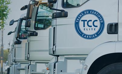 Certyfikat TCC Elite