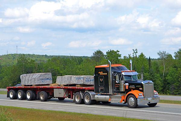 transport branża kamieniarska