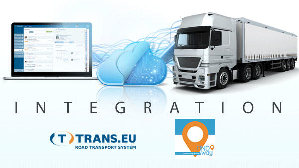 Trans.eu and Findway integration is almost finished