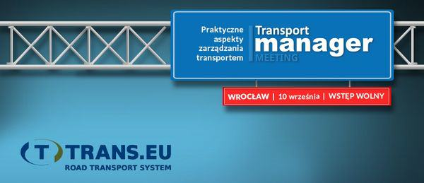 transport meeting wrocław