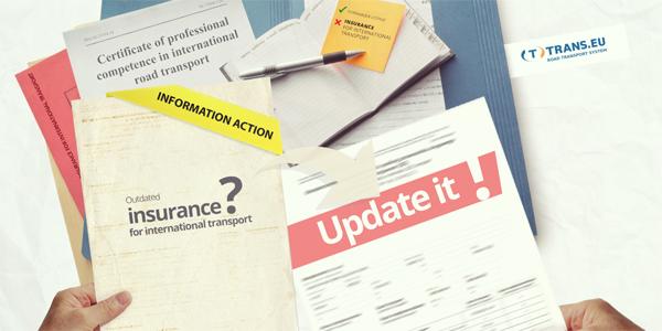 Azione Informazione – prenditi cura dei documenti!