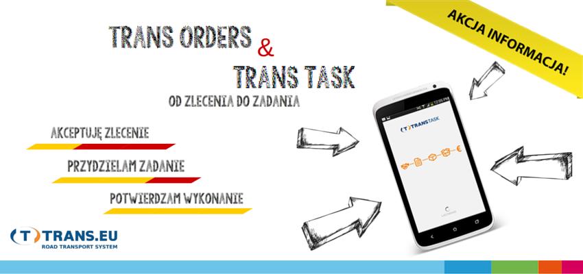 TransOrders i TransTask