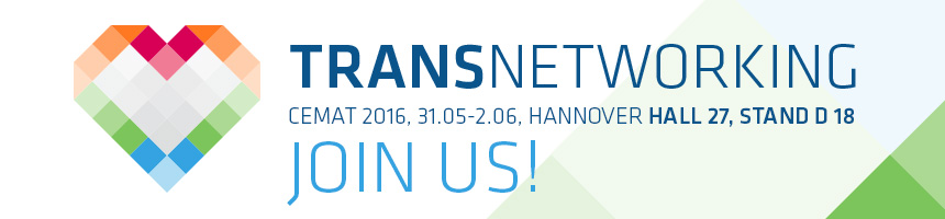 Meet us on TransNetworking and find your other half in logistics!