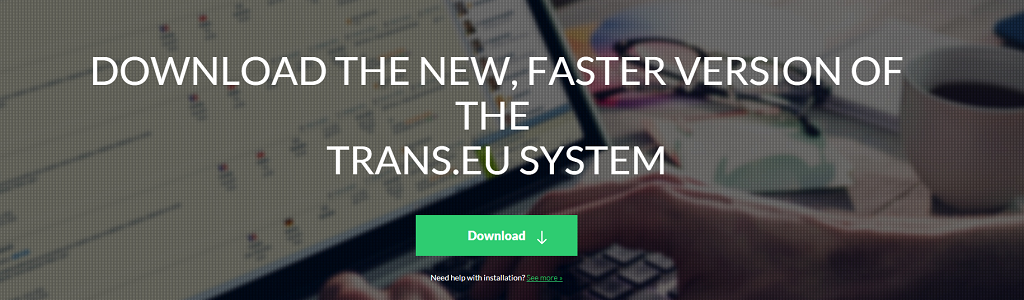 Older versions of Trans.eu System will be disabled from Oct. Check if you should update the program