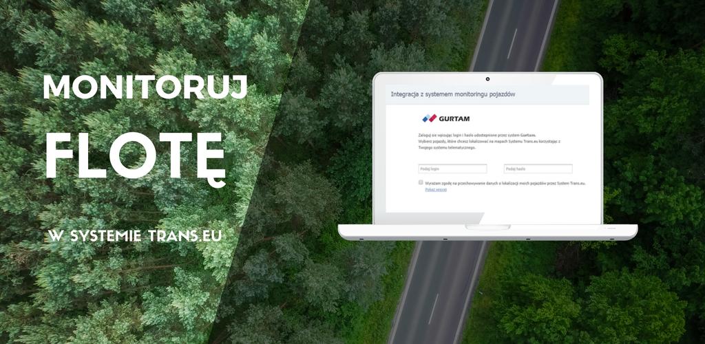 Zobacz, jak System Trans.eu pomaga lepiej wykorzystać monitoring GPS