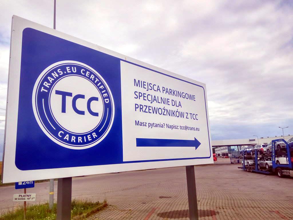 TCC parking