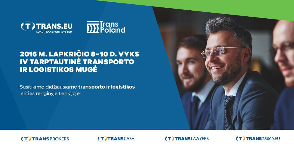 Susitikime TransPoland 2016!