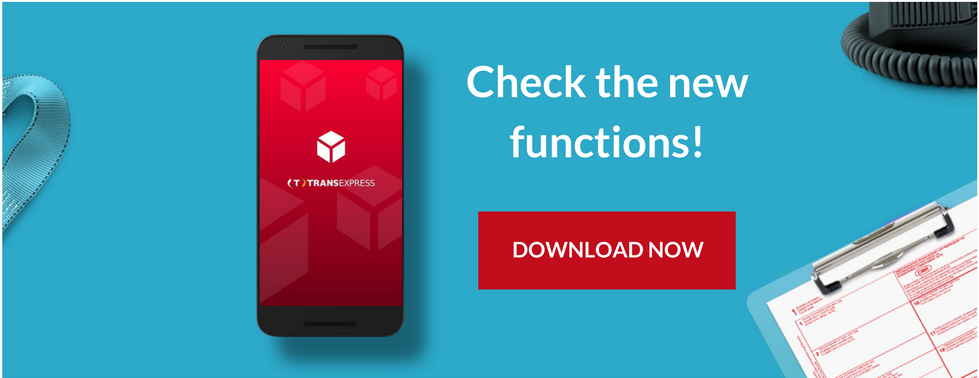 New functionalities in our TransExpress App!