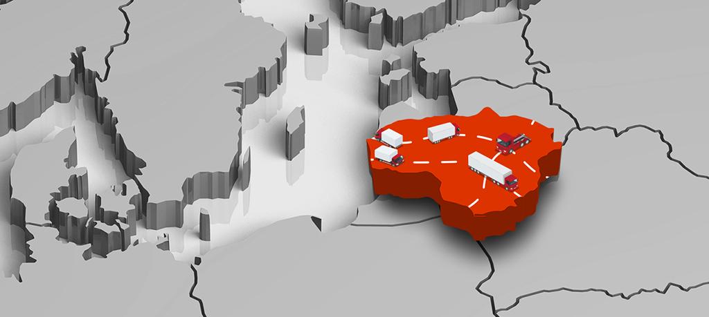 Importas ir eksportas – mūsų stiprioji pusė. Dabar augame ir Lietuva – Lietuva kryptimi