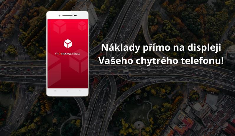TransExpress – Náklady přímo na displeji Vašeho chytrého telefonu!