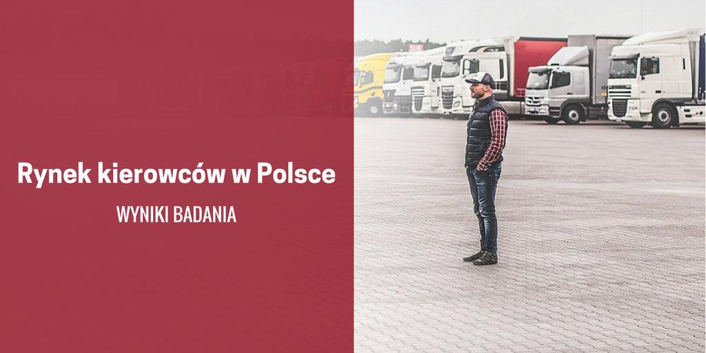 60% polskich firm gotowych zatrudniać kierowców bez doświadczenia. Poznaj wyniki badania