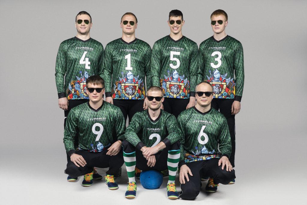 Trans.eu draugiškоs golbolo rungtynės. Remkime paraolimpinius čempionus kartu!