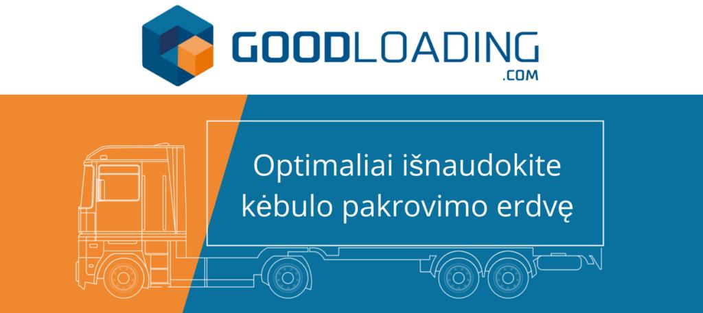 Optimaliai išnaudokite kėbulo pakrovimo erdvę su GoodLoading