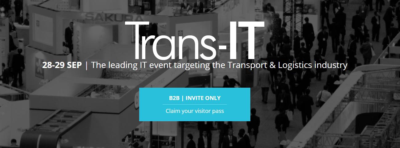 Trans.eu , trans-IT sergilemesi, ulaşım