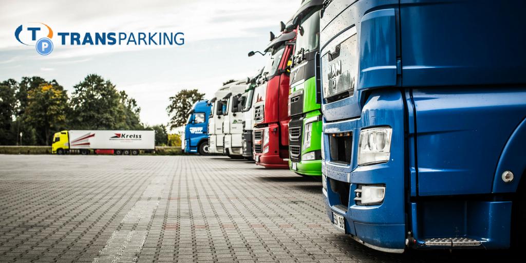 TransParking – ne vien saugomos aikštelės sunkvežimiams