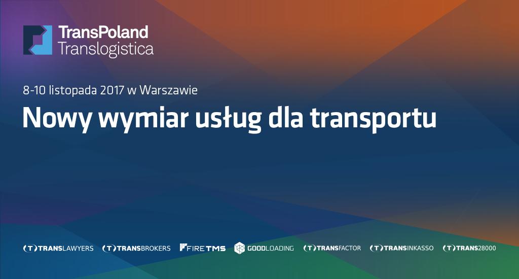 Nowy wymiar usług dla transportu