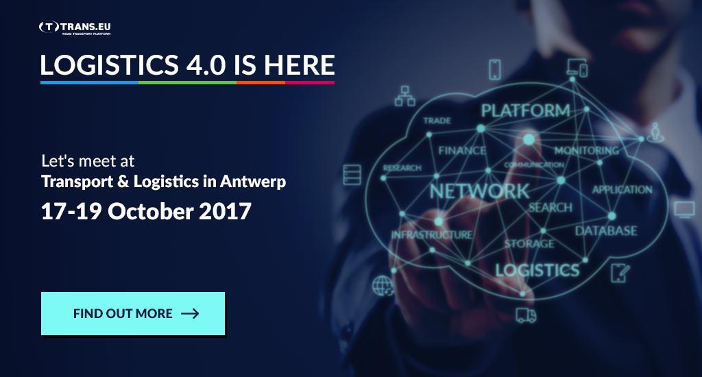 Wir freuen uns auf die Messe Transport & Logistik in Antwerpen!