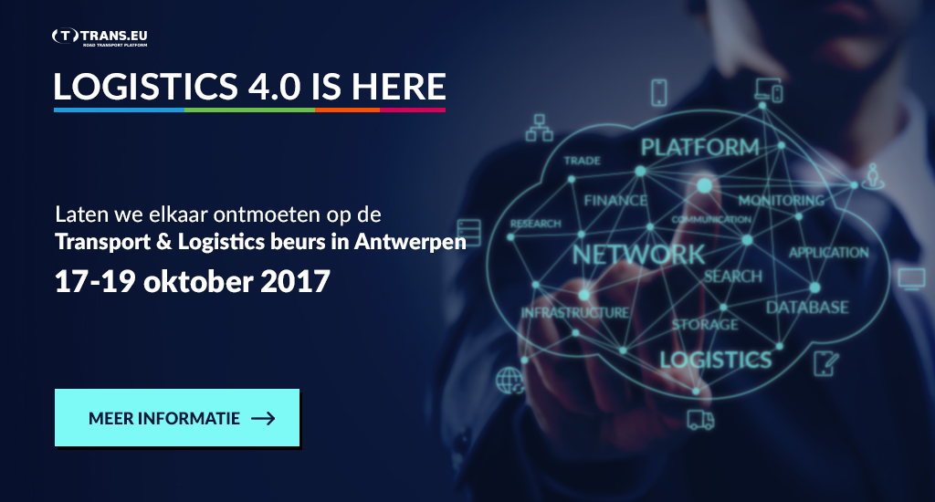 Tot ziens op Transport & Logistics in Antwerpen