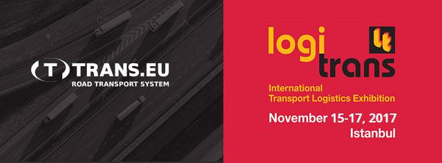 Ulaşım borsası – Trans.eu sizleri LogiTrans fuarına davet ediyor