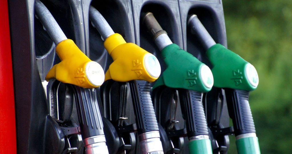 Registr tankování – jednoduchý způsob pro kontrolu množství tankovaného paliva
