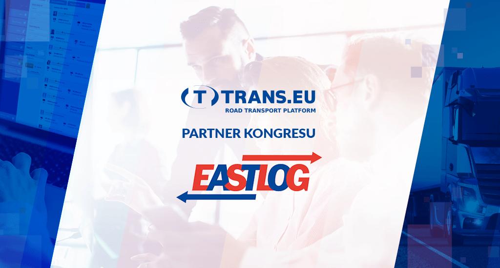 Trans.eu – partner kongresu EASTLOG 2018