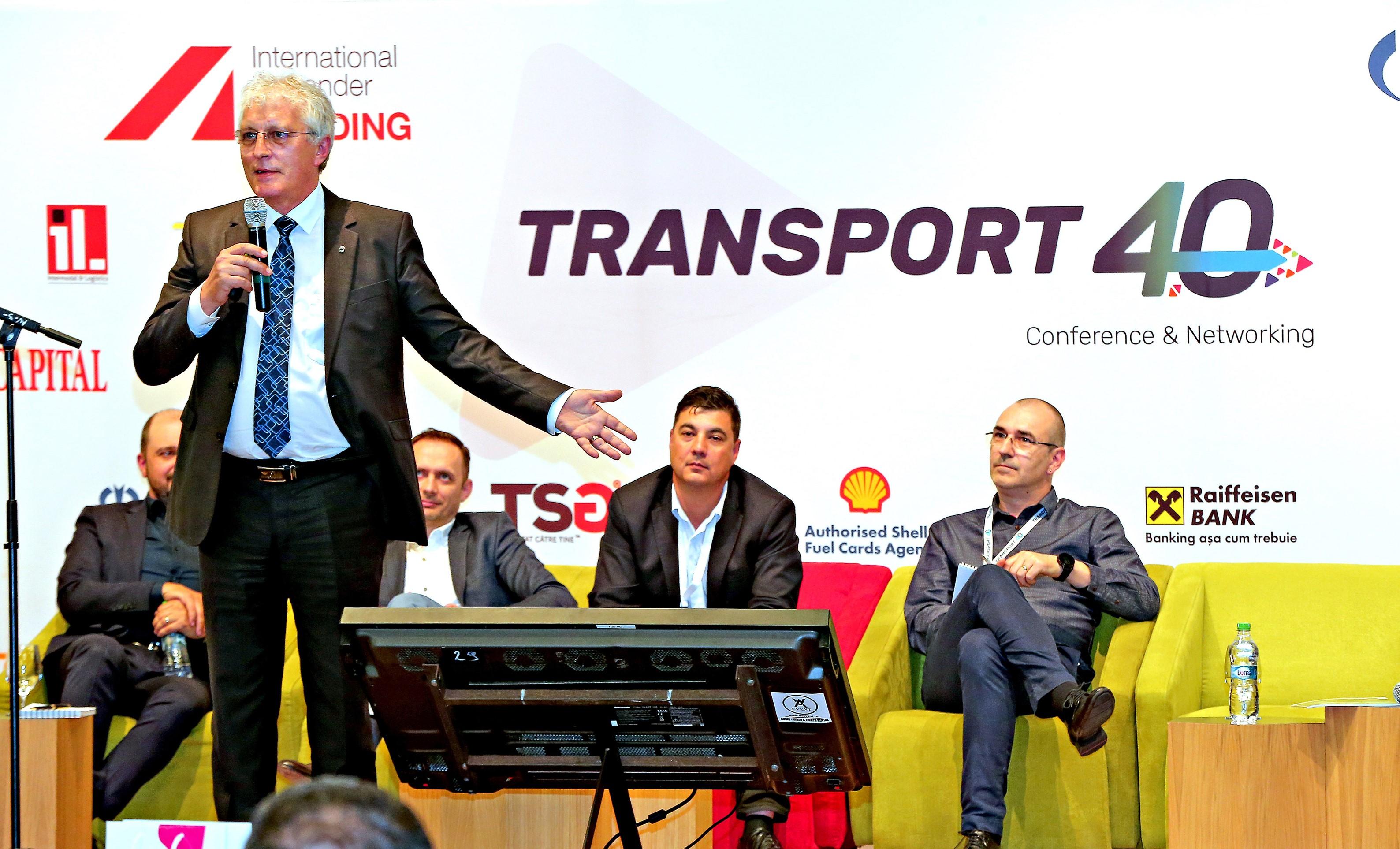 Sandor Gabor, președinte IFPTR, despre situația șoferilor în România