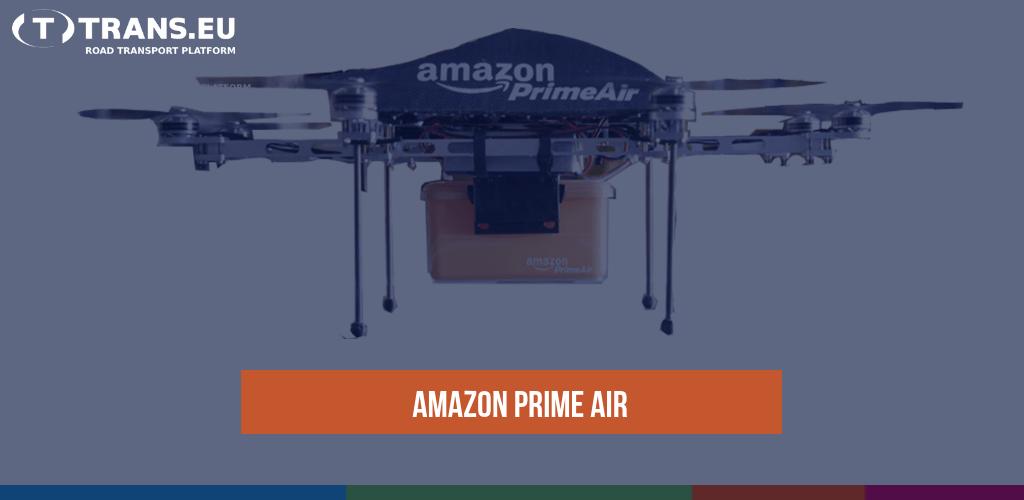 Amazon Prime Air – sci-fi nebo realita?
