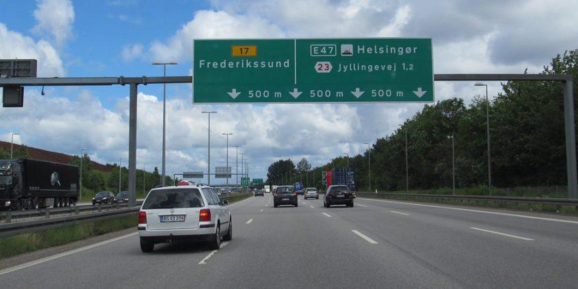 Danemarca: Schimbări privind transportul combinat