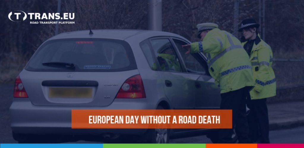 Zvýšené kontroly na evropských silnicích. Zítra je Evropský den bez úmrtí na silnici