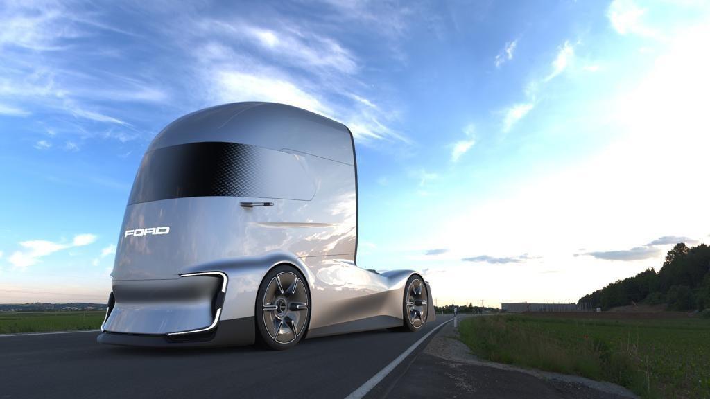 Ford představuje vozidlo budoucnosti