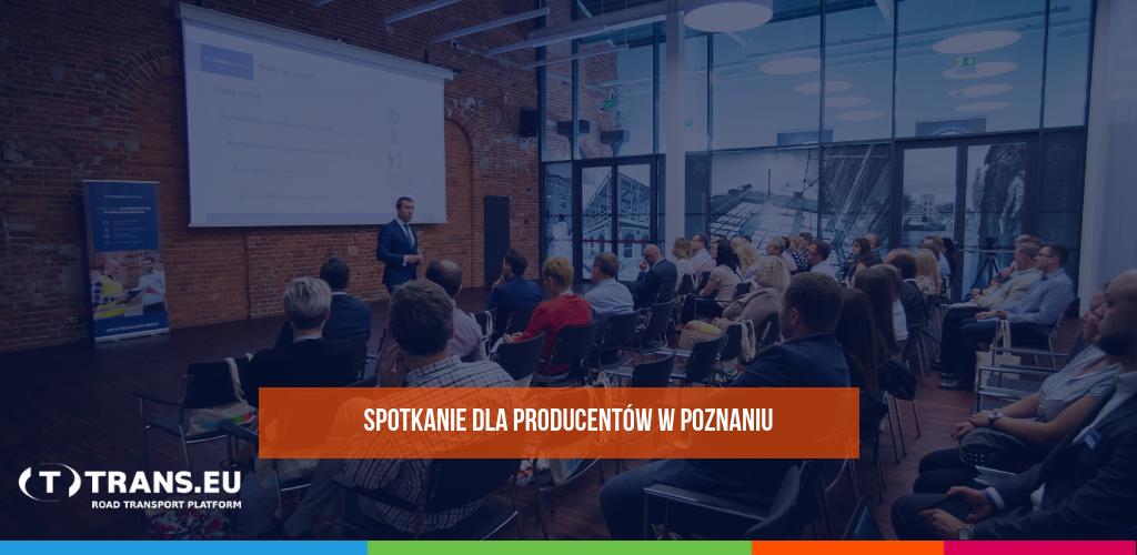 Bezpieczeństwo w łańcuchu dostaw. Spotkanie dla producentów z Wielkopolski