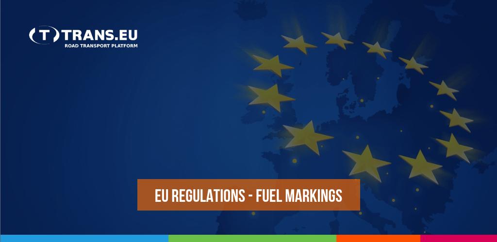 Nové nařízení EU – značení paliva