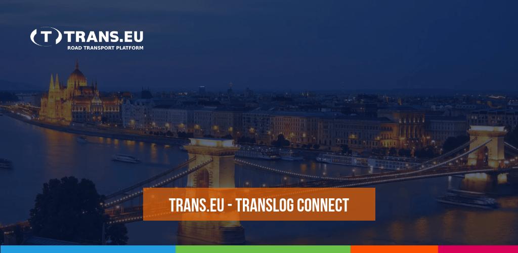 Trans.eu na TRANSLOG Connect Congress