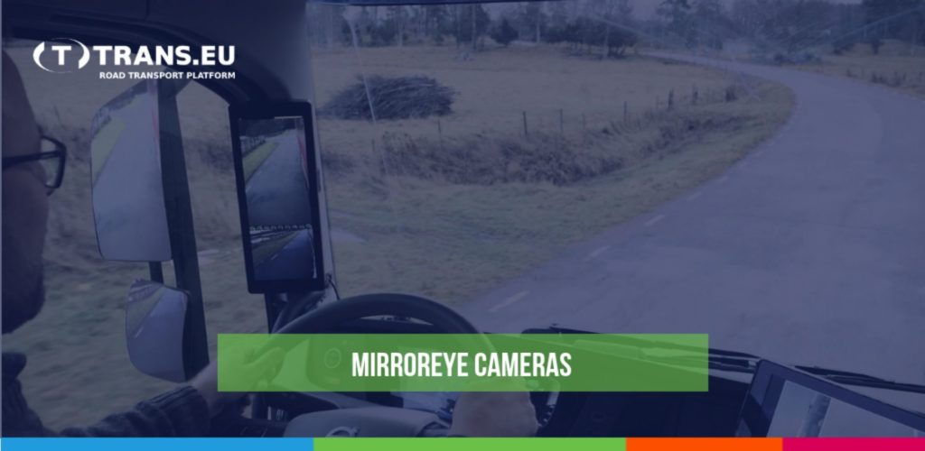 MirrorEye – Kamery místo zrcátek