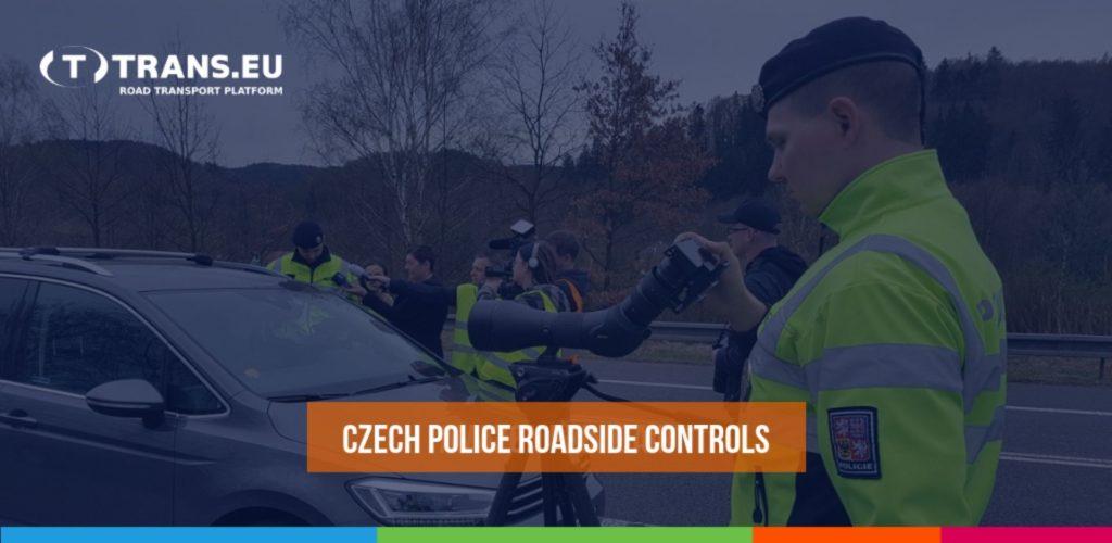 Česká policie posouvá silniční kontroly na další úroveň