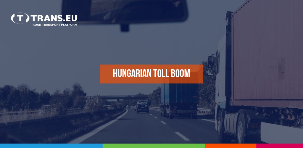 Útdíjemelés Magyarországon: a négytengelyes Euro 3-4 teherautókra 32,5% -os emelkedés, a kissebb teherautókra 24,5%-os. A többiek számára is várható emelkedés.