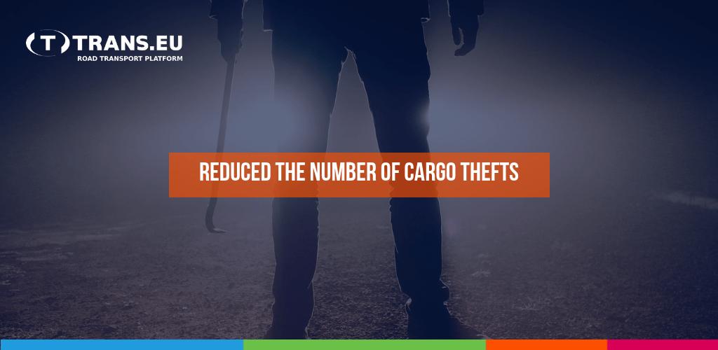 Německý logistický operátor výrazně snížil počet krádeží nákladu. Jak je to možné?