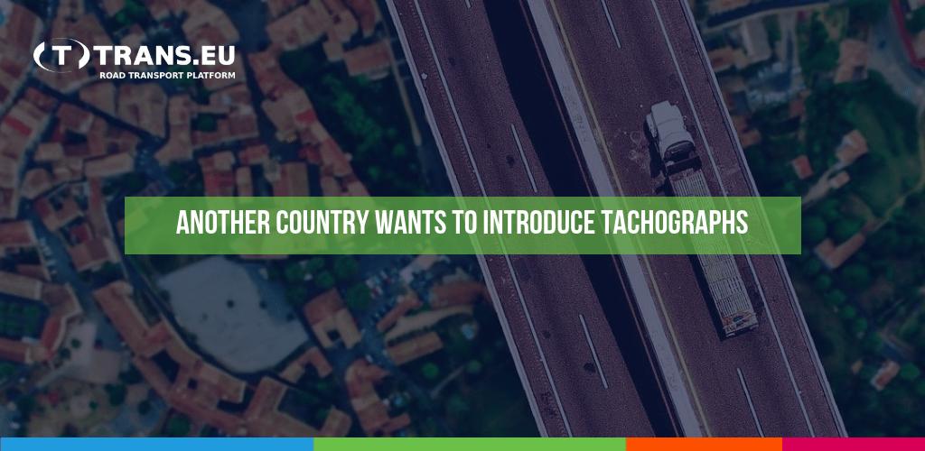 Ďalšia krajina chce zaviesť tachografy