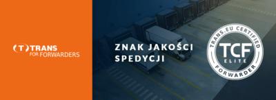 Propozycje ładunków i załadowców do stałej współpracy – co daje TCF Elite?