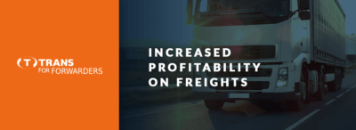Successful measures only in freight forwarding