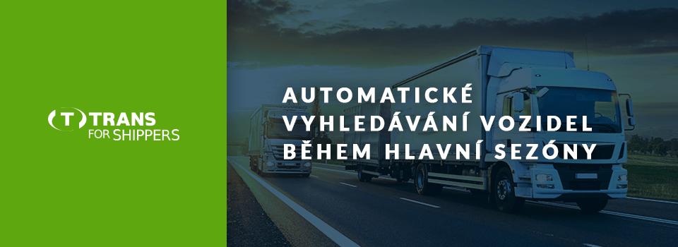 Automatické vyhledávání vozidel ve špičkách – jak to funguje?