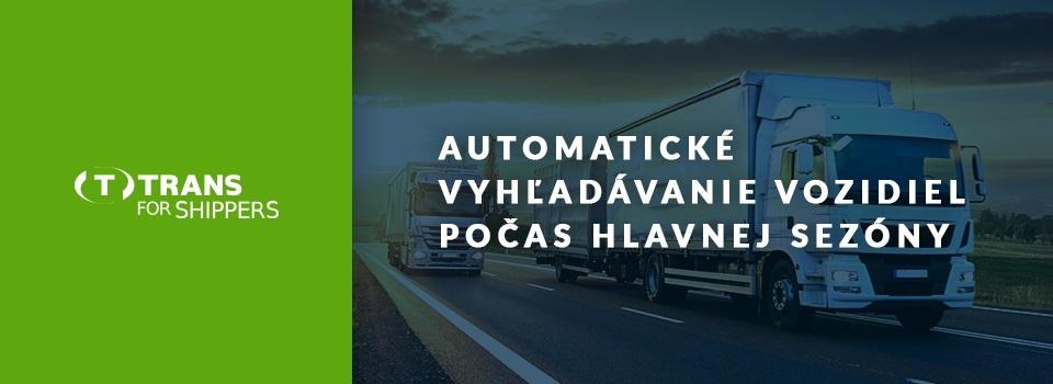 Automatické vyhľadávanie vozidiel v špičkách – ako to funguje?