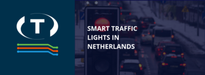 Inteligentní semafory v Nizozemsku