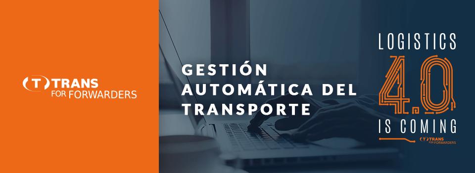 Creación automática de consultas a los transportistas a partir de las cargas recibidas de los cargadores