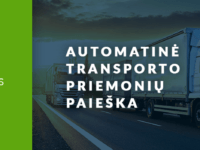Automatinis vežėjo parinkimas.  Kaip veikia paskelbimo taisyklės TfS?