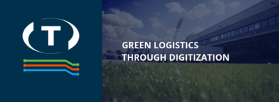 Zelená logistika prostřednictvím digitalizace