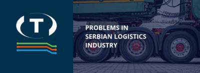 Problémy v Srbsku. Logistický průmysl si stěžuje na dlouhé prodlevy.
