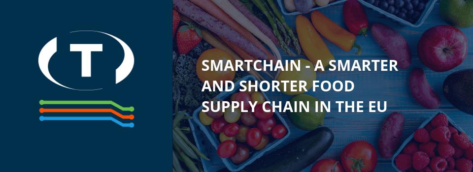 Smartchain – inteligentnější a kratší potravinový řetězec v EU