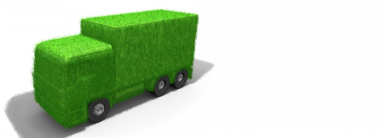 Green logistics through digitalization